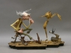 Artwork Pinocchio di Guillermo del Toro 2