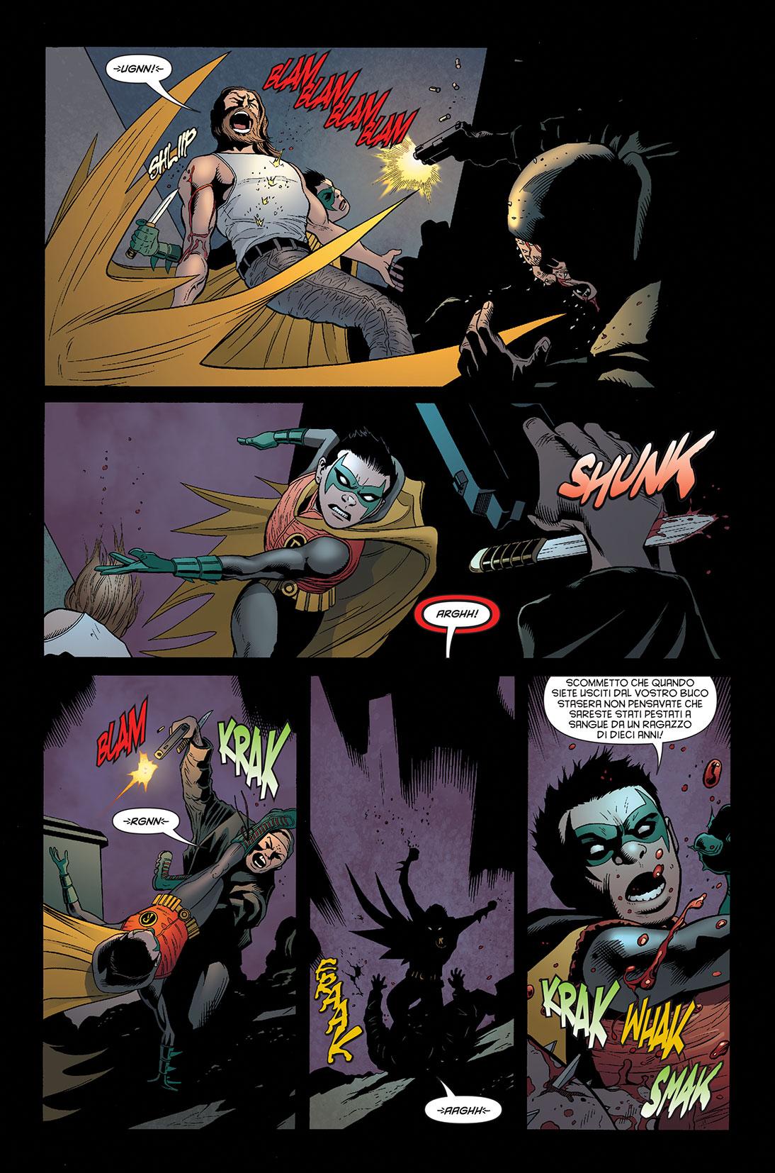 Batman porno fumetti