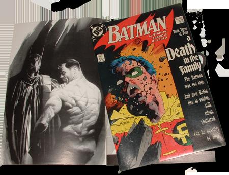 fumetti Batman
