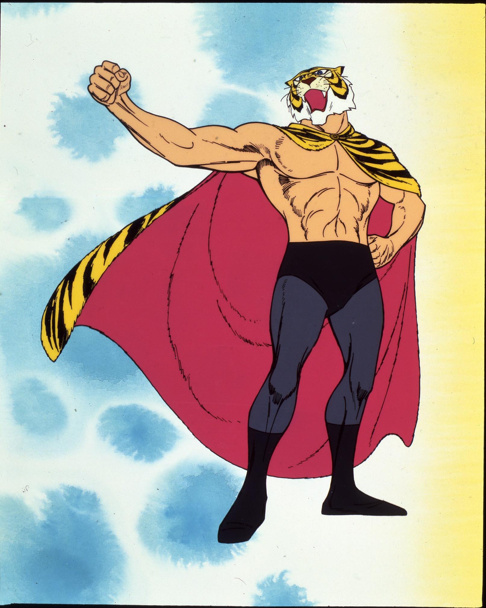 Ritorna l uomo tigre