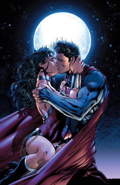 Superman y wonder woman-9774