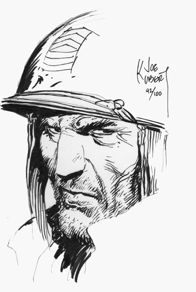 Sergent Rock Joe Kubert