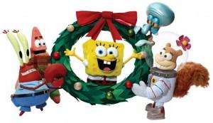 A Natale arriva Il Natale di Spongebob solo su Nickelodeon
