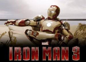 Una Pioggia di Artwork e gadget per l'imminente Iron Man 3