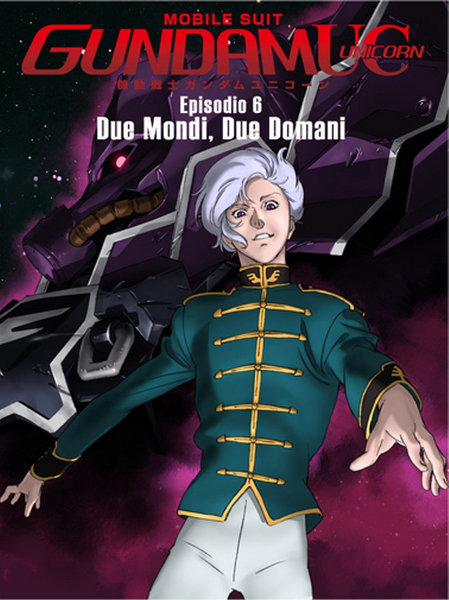 Annunciata la data d'uscita del sesto OAV di Gundam Unicorn