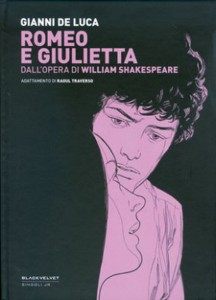 Black Velvet presenta la Graphic Novel di Romeo e Giulietta