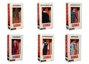 Fermata la commecializzazione delle action figure di  Django