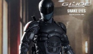Hot Toys ed Hasbro presentano l'action figure di Snake Eyes