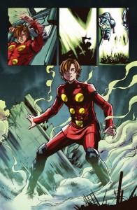Il Manga di Cyborg 009 diventa un Comics Americano
