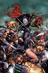 La DC lancia una testata per He-Man and the masters of the universe