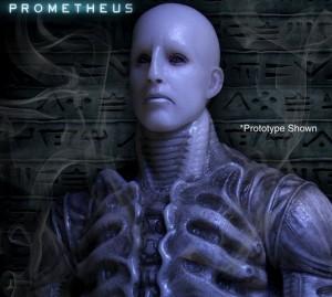 Le action figures di Prometheus proposte dalla NECA