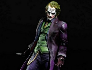 Presentate due nuove action figures del Joker