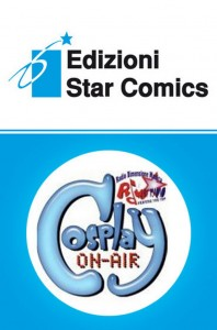 Star Comics ospite a COSPLAY ON-AIR