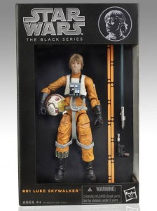 Hasbro ha presentato la Star Wars Black Series Action Figures 01