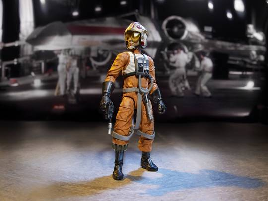 Hasbro ha presentato la Star Wars Black Series Action Figures 02