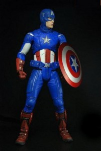 La Neca svela Captain America Action Figures 01