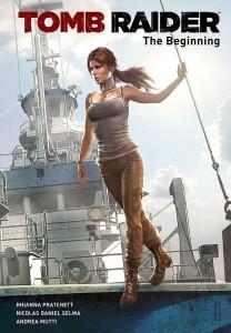 Presentato un nuovo Comics su Tomb Raider