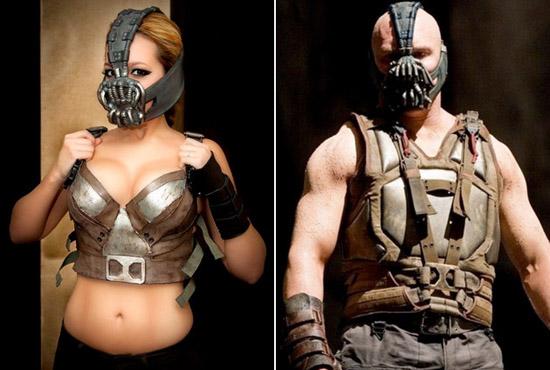 Bane cosplay