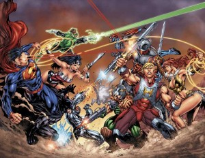 DC Comics, annuncia il crossover DC Universe Vs He-Man and the Masters of the Universe!