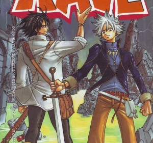 recensione-rave-the-groove-adventure-manga