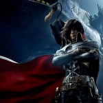 Diffuso il theatrical trailer di Space Pirate Captain Harlock!