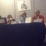[Etna Comics 2013] L'incontro con i doppiatori