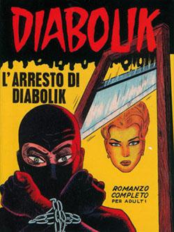L'aresto di Diabolik