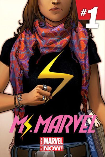 Kamala Miss Marvel