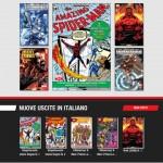 Su iPad i fumetti Marvel parlano italiano