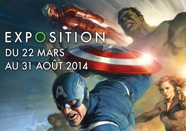 I supereroi Marvel sbarcano a Parigi