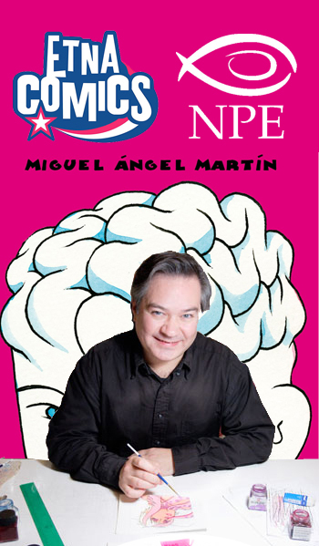 Miguel Angel Martin locandina