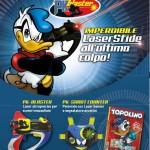Disney annuncia il ritorno su Topolino del Supereroe PK