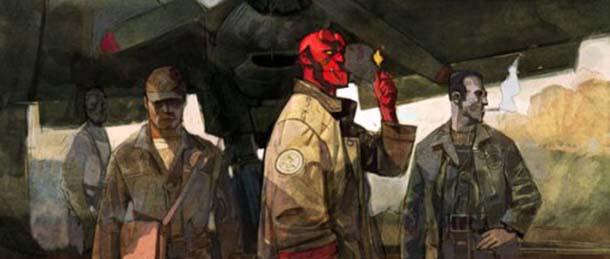 Hellboy & The BPRD la nuova miniserie di Helboy