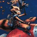 Guardians of the Galaxy il fumetto digitale