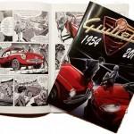 Un volume a fumetti per celebrare i 60 anni del mito della Alfa Romeo Giulietta