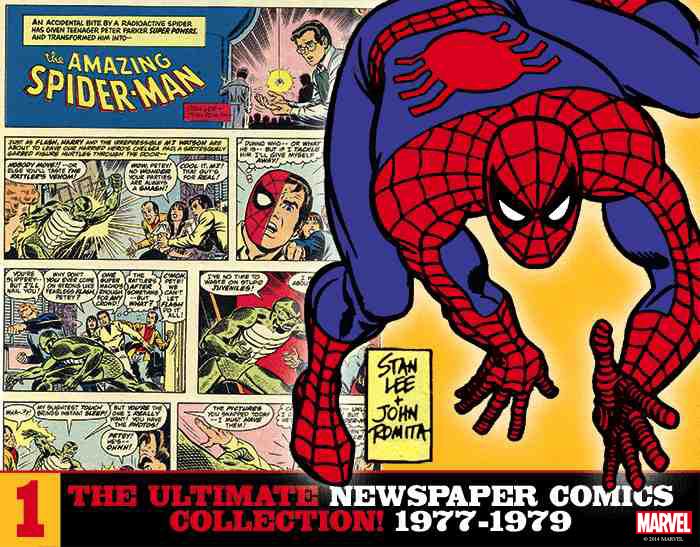 idw-marvel-annunciano-che-ristamperanno-le-strip-di-spider-man