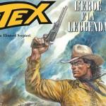 ¤ Recensione Tex L'eroe e la leggenda di Paolo Elutieri Serpieri
