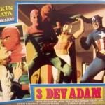 ¤ [Speciale Live Action] 3 Dev Adam (1973)