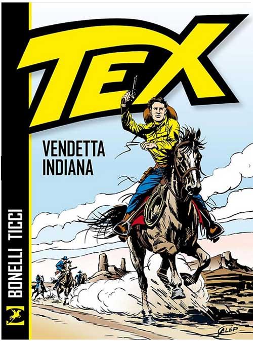 Tex Vendetta indiana
