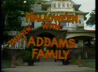 Halloween con la famiglia Addams