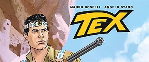 romanzo a fumetti di Tex
