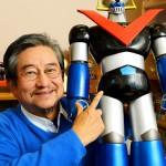 Go Nagai ospite alla prossima edizione del Romics