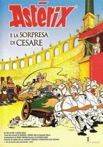 """Poster for the movie """"Asterix & Obelix contro Cesare"""""""