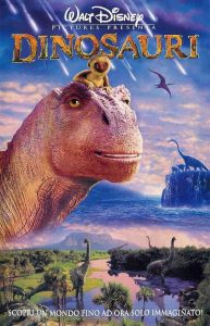 "Poster for the movie ""Dinosauri"""