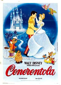 "Poster for the movie ""Cenerentola"""