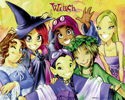 Witch fumetto online ita