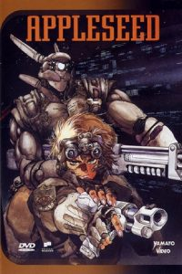 "Poster for the movie ""Appleseed"""