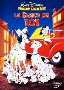 "Poster for the movie ""La carica dei 101"""