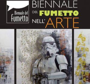Biennale del Fumetto nell'Arte