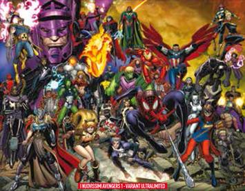Nuovissima Marvel